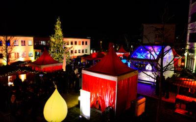 Eckes Granini Weihnachtsmarkt