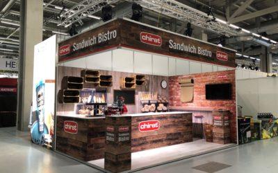 Unilever mit Chirat auf der FBK 2019 in Bern