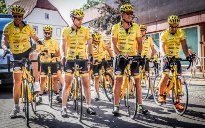 Team Rynkeby – hohes C